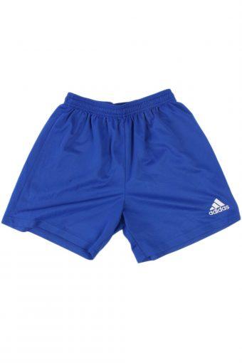 ADIDAS Football Short Sport Training Runner Vintage Blue Size S
