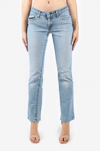 Levis Low Waisted Women Jeans Straight Leg Grade A