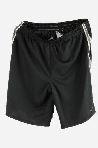 Reebok Basketball Shorts Running Activewear Trainning Shorts 90s Black M